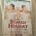 帝劇ミュージカル『ローマの休日』朝夏まなと主演 さすが豪華なミュージカルです♪